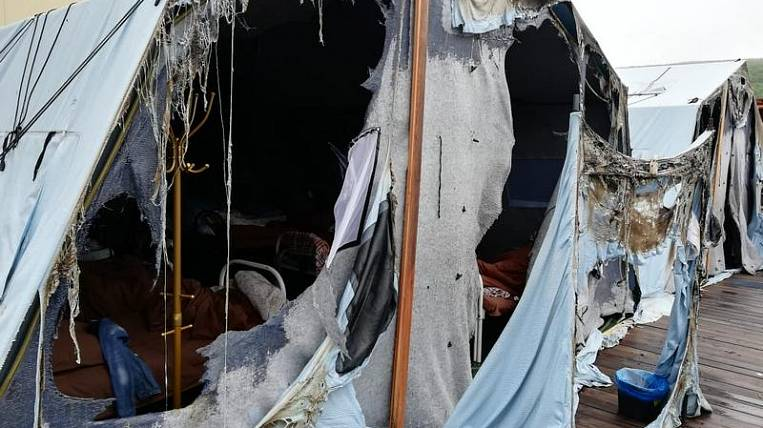 In the Khabarovsk region say goodbye to the children who died in the fire