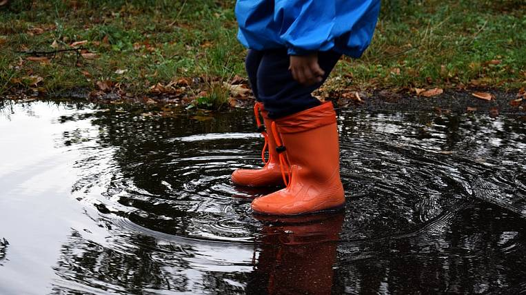 Blagoveshchensk broke a 42-year precipitation record