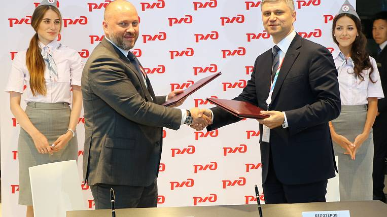During VEF-2016, Vostochny Port and Russian Railways agreed to cooperate