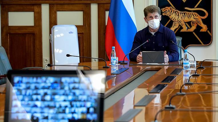 Almost 50 new cases of coronavirus detected in Primorye