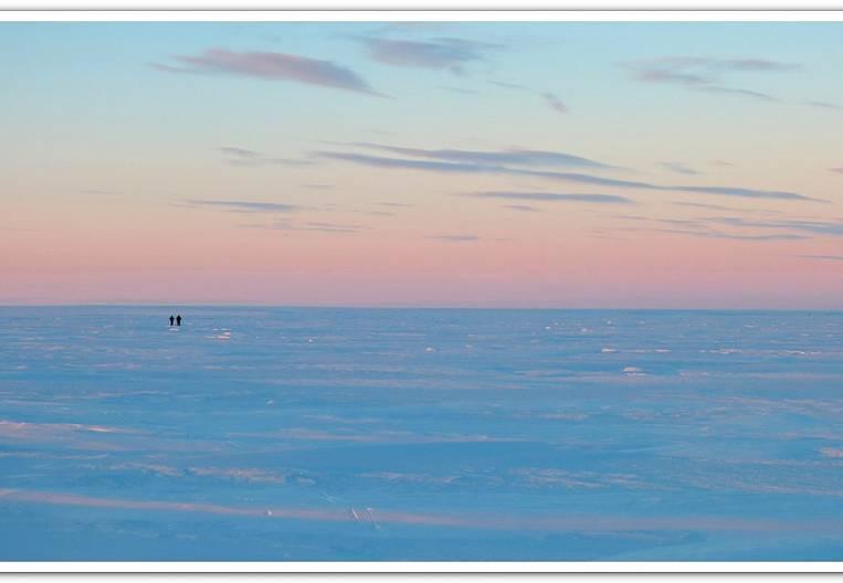 The February sky of Tawaima