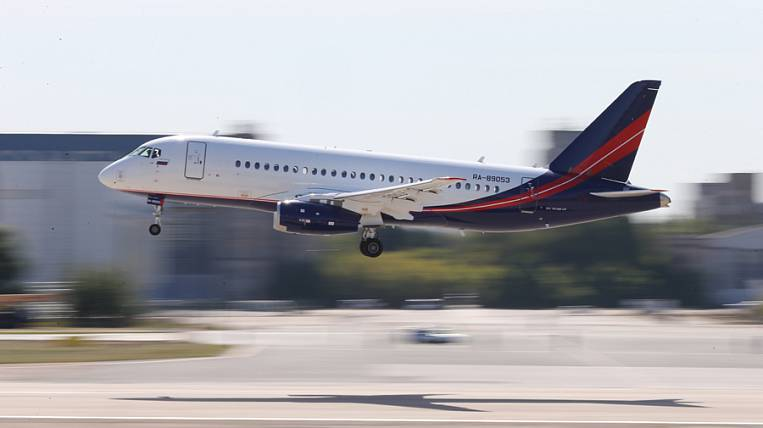 Russian authorities blame sanctions for Superjet failure