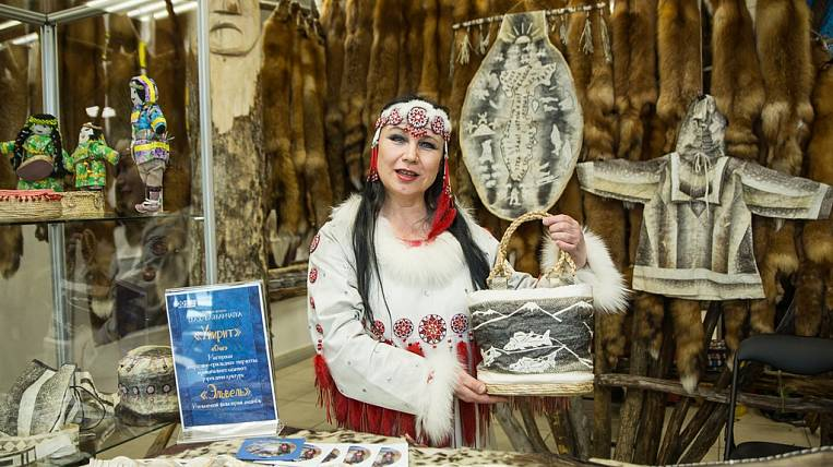 The brightest ethnic exhibition opened in Petropavlovsk-Kamchatsky