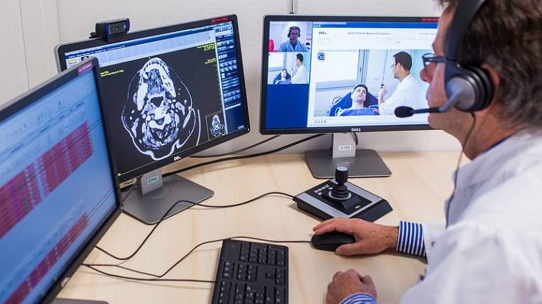 Telemedicine projects intend to develop in the Far East