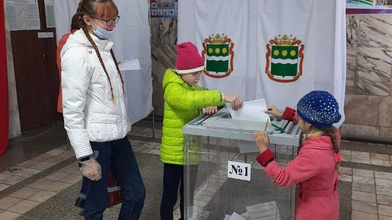 In the Amur region, United Russia wins the elections to the State Duma and the Legislative Assembly