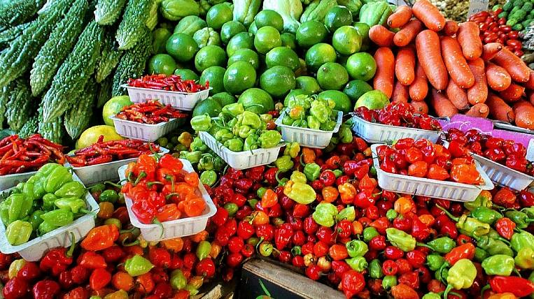 In Primorye, there will be special price tags for local producers