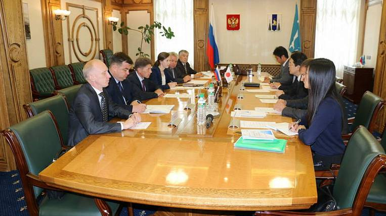 """Japanese technologies of mini-plants of LNG are of interest for """"gas"""" projects of the Sakhalin region"""