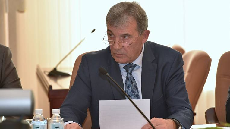 The head of the Ministry of Finance of the Khabarovsk Territory resigned