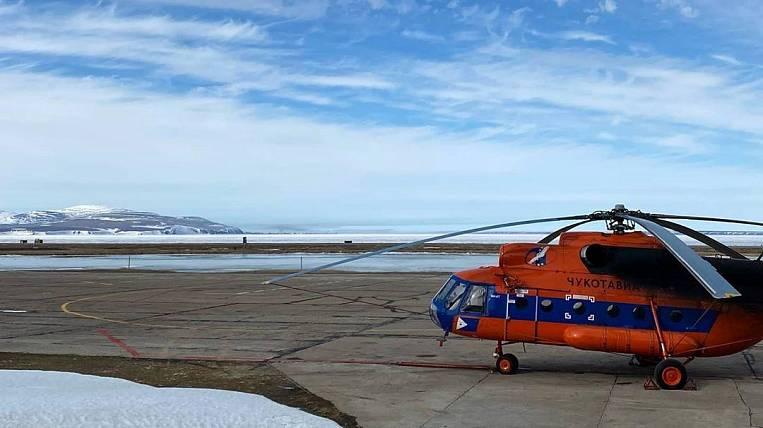 Reconstruction of the runway at Pevek airport began in Chukotka