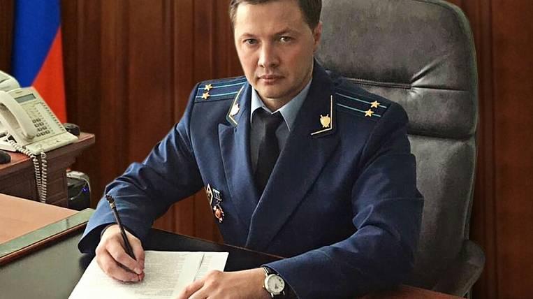 New prosecutor appointed in Birobidzhan