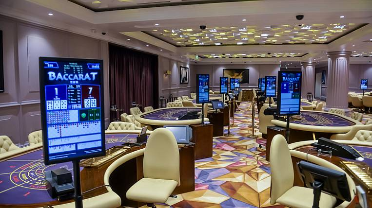 11 hotels with casinos will be built in the gaming zone in Primorye