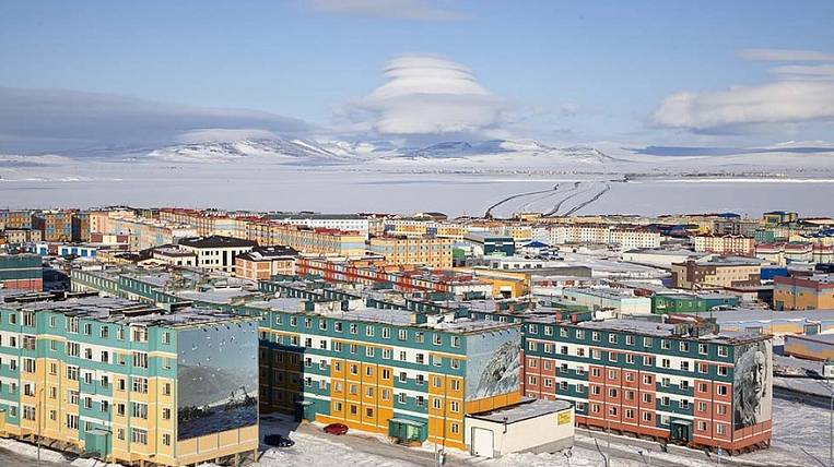 Chukotka named the most prosperous region of Russia