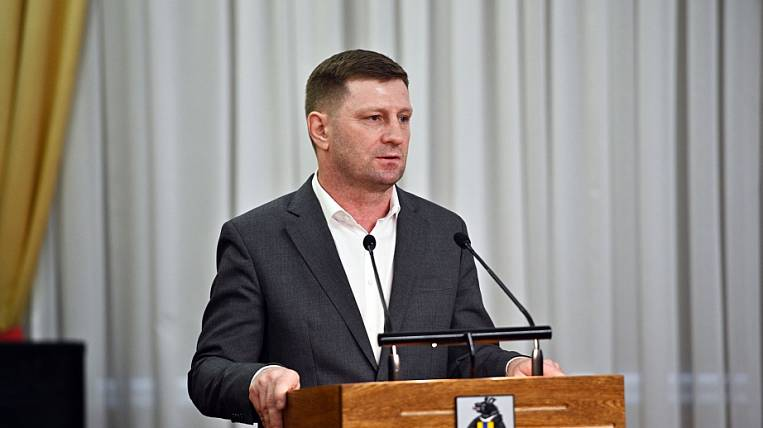 """The head of the Khabarovsk Territory received a representation from the prosecutor's office for """"Asia Forest"""""""