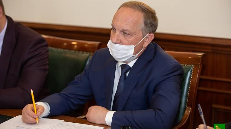 Trutnev offered to resign to the mayor of Vladivostok