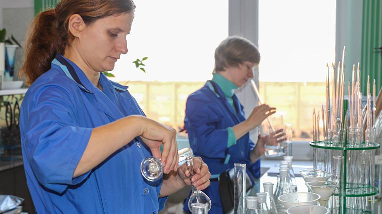 Water quality at Vostochny Port JSC is checked regularly