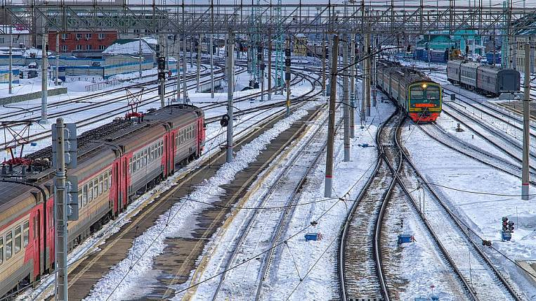 Russia has completely suspended the train connection with China