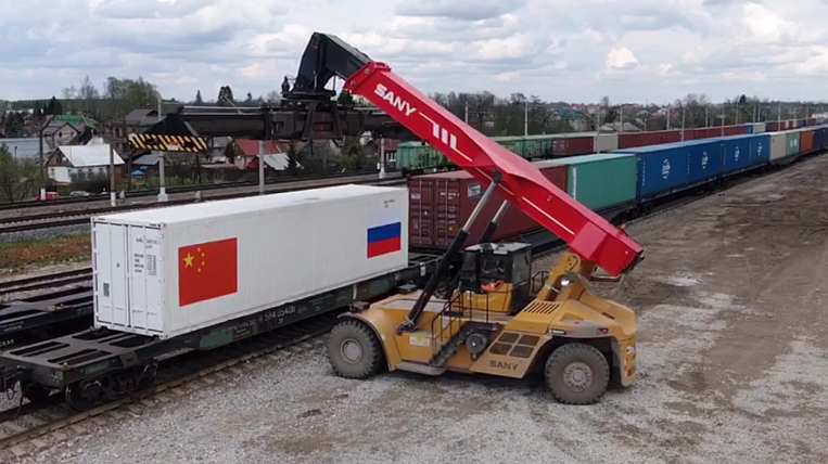 Frozen chicken legs from under Tambov will go to China by rail