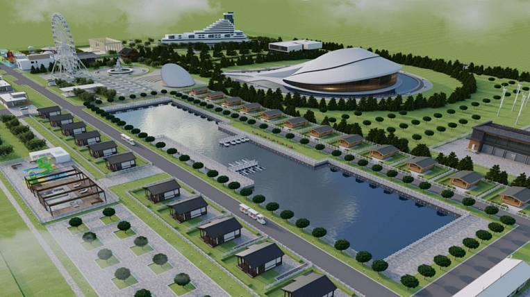 """An investor from France became interested in building the """"Park of the Peoples of the World"""" in Primorye"""