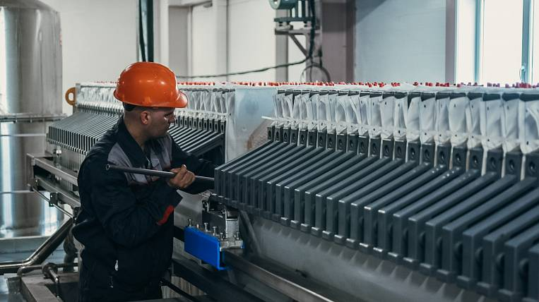 Soybean insulator production line opened in Amur