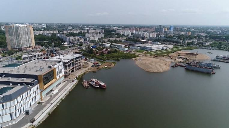 Amur level near Khabarovsk has exceeded the mark of a dangerous phenomenon