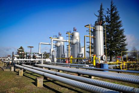 The annual demand for natural gas was calculated in Buryatia