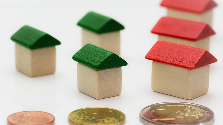 Primorye entered the leading regions in terms of growth in the amount of mortgages