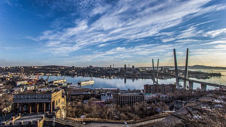 Trutnev instructed to deal with pollution of the Golden Horn Bay