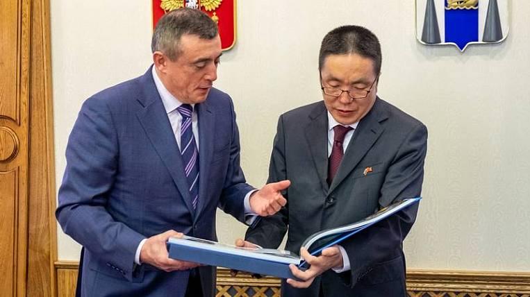 China may join the construction of a bridge on Sakhalin