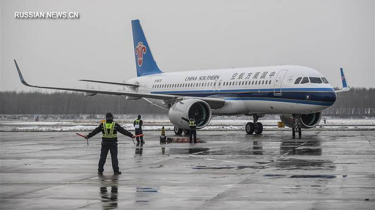 Civil air fleet of China will replenish with Airbus aircraft of new model