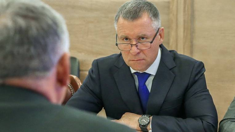 The head of the Ministry of Emergencies will check the Irkutsk region