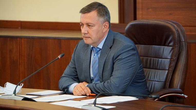 The head of the Irkutsk region: the situation with coronavirus remains tense