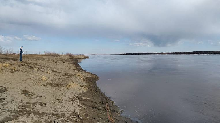 Four villages in Yakutia are in the flood zone
