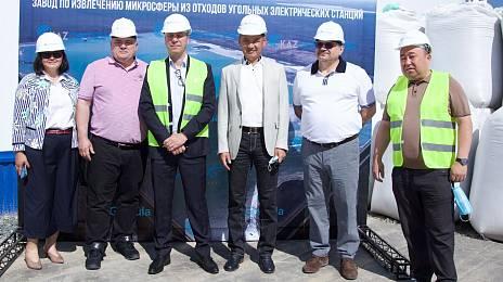 Ecological business: KazCenosphere's started work in Pavlodar