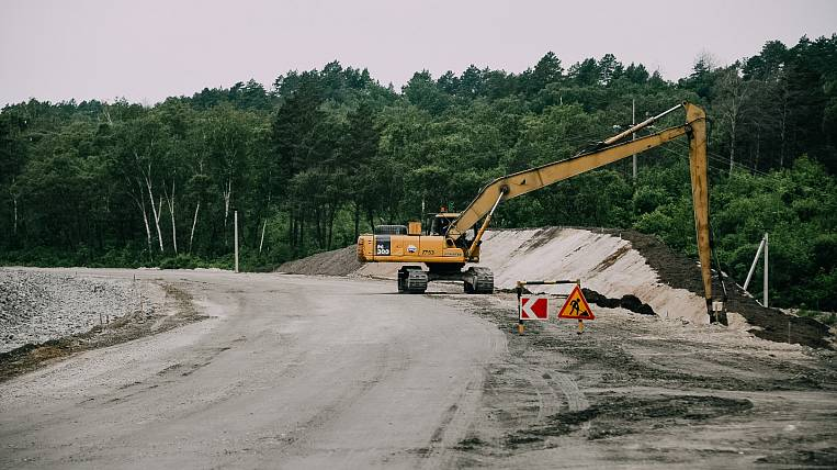 More than 570 million will be spent on the reconstruction of a road section in the Amur region