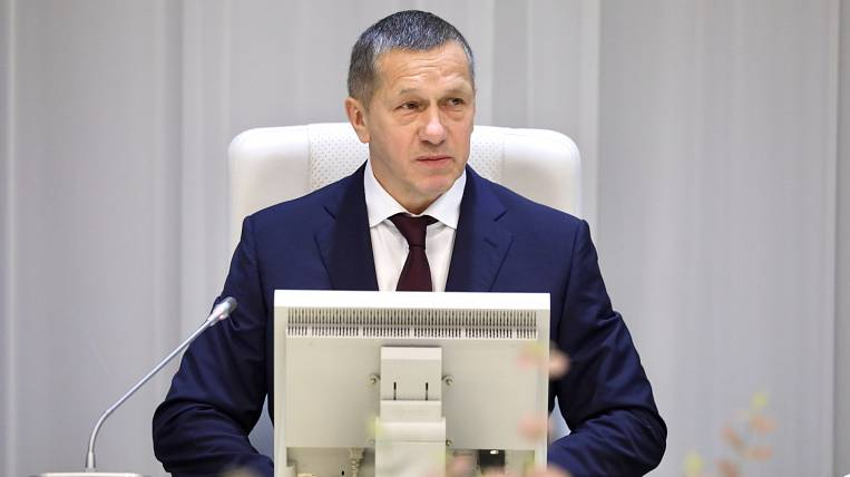 Trutnev: the pandemic did not affect the trade turnover between the Far Eastern Federal District and China