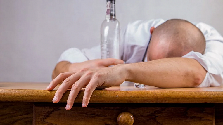 Regions of the Far East recognized the most drunk in Russia