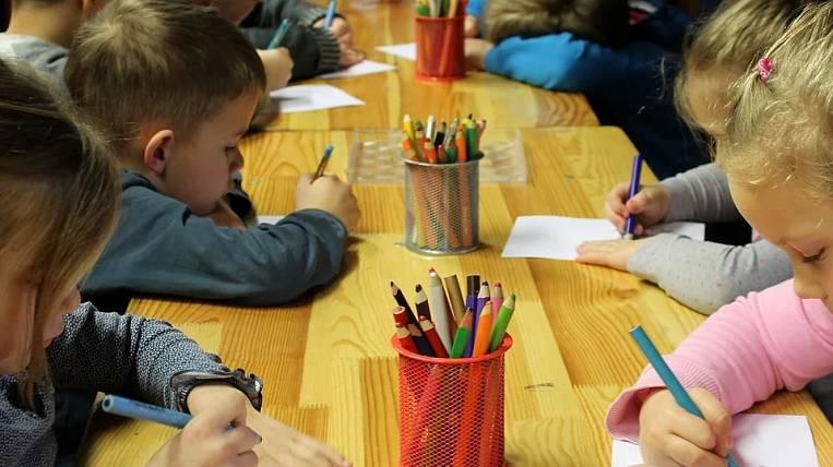 Several kindergartens were evacuated in Vladivostok