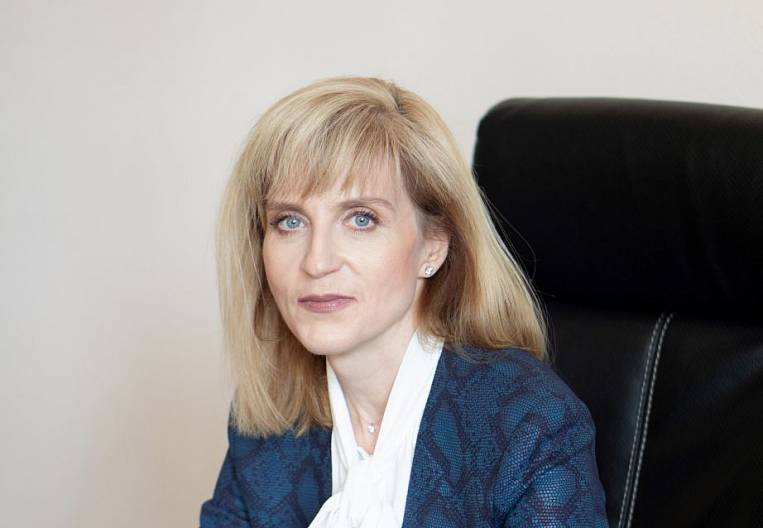"""Maria Avilova: we work under the motto """"Actions are more important than words"""""""