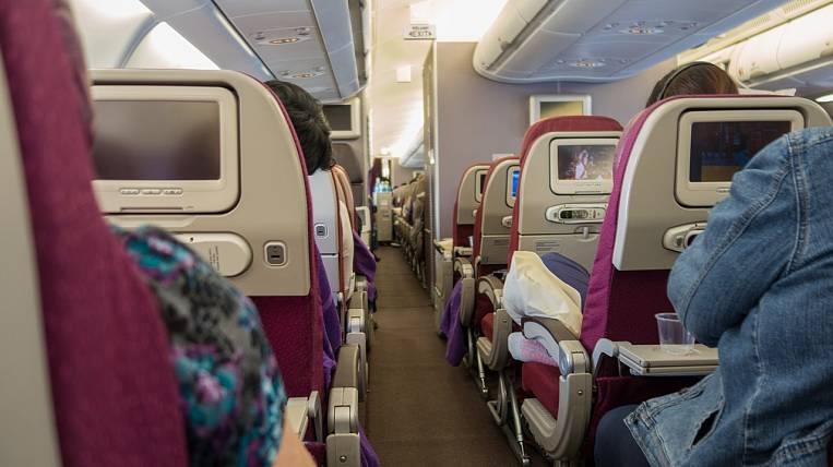 Airplane passenger detained for electronic cigarette in Vladivostok