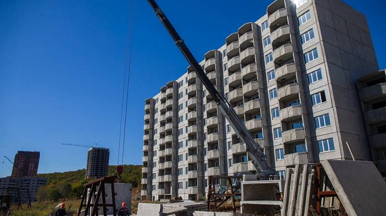 Homes for interest holders can be completed at the federal expense in Primorye