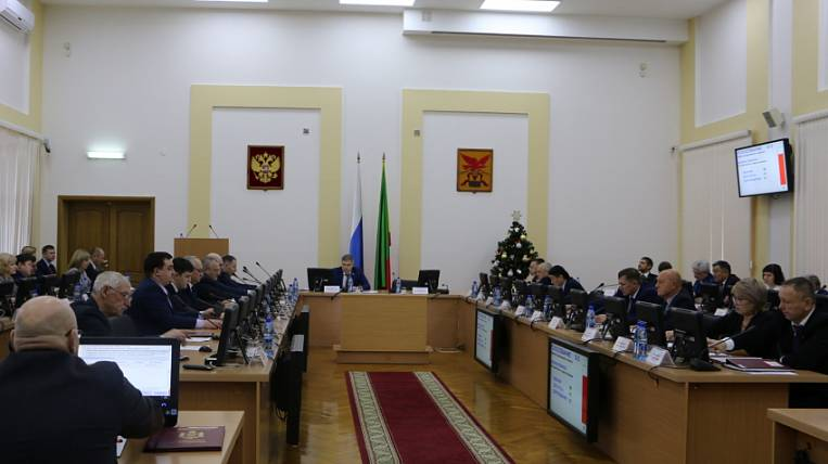 The budget for 2020 has been approved in Transbaikalia