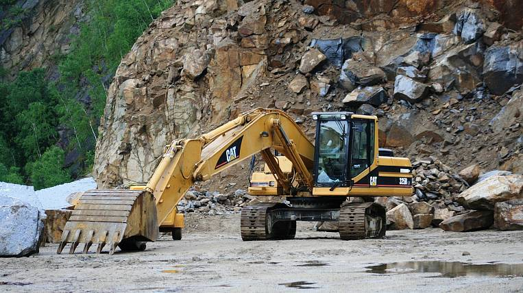 The Ministry of Industry and Trade offers subsidies for the purchase of excavators