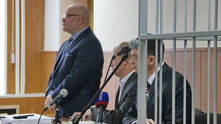 Ex-Governor of JAR has received a suspended sentence