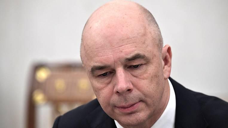 Siluanov: Russia's budget in 2020 will be scarce