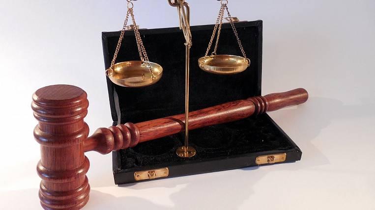 The former bailiff was sentenced in Yakutia