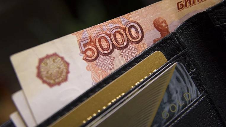 The regions with the highest salary growth in 2020 were named in Russia