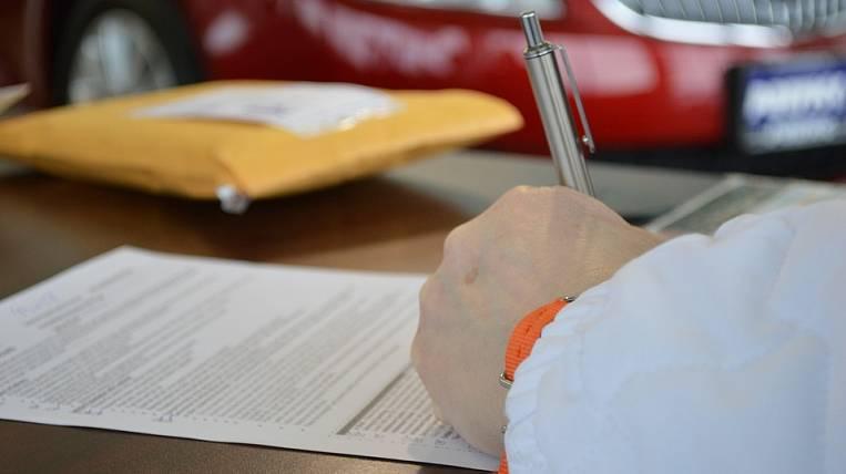 Realtor in Buryatia was given a term for fraud