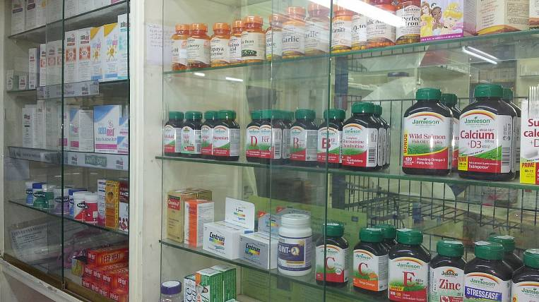 Pharmacies started getting permissions to trade drugs online