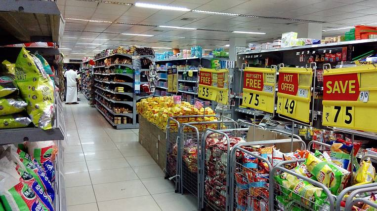 Products in Russia may rise in price by 20%