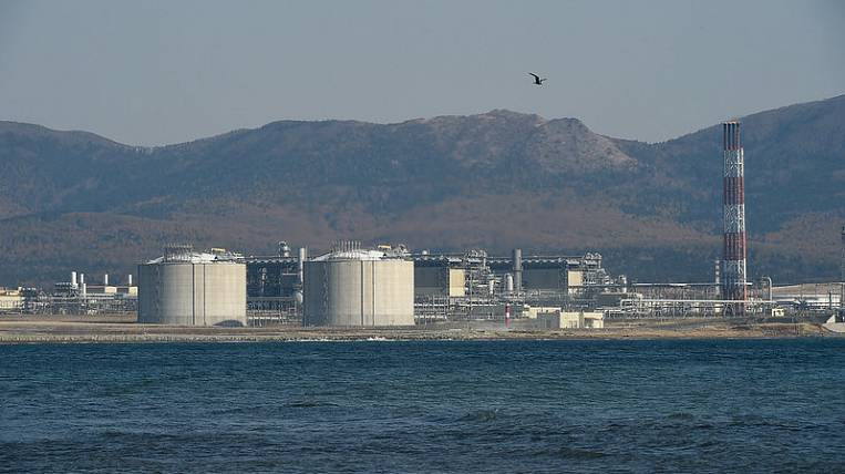 Sakhalin II wants to reduce LNG production in 2